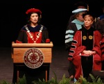 Dr. Renu Khator, Chancellor and President of the University of Houston