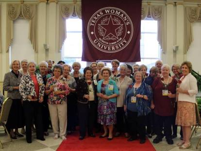 "Class of 1966 Reunion ""Golden Girls"""